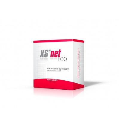 XS net 100 mini lingettes
