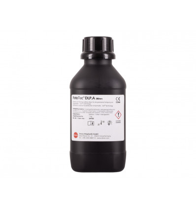 FotoTec® DLP.A, 380 nm - rougeâtre -transparent