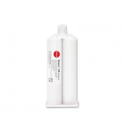 Biopor® AB 40 Shore A, 8 x 48 ml, bleu- transparent