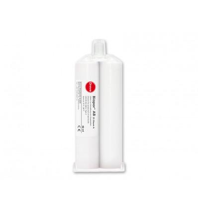 Biopor® AB 25 Shore A, 8 x 48 ml, clair-transparent