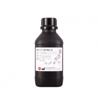 FotoTec® DLP.flex 70 Shore A, 1000 g clair-transparent