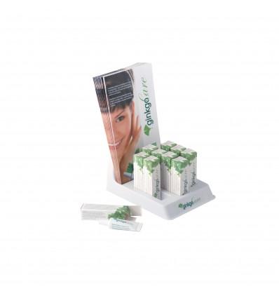 Présentoir Ginkgo Care (10 tubes)